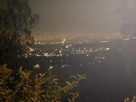 Το Πανόραμα νύχτα ...