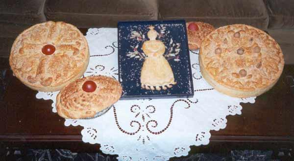 Η κυρά Σαρακοστή και το Ψωμί της Ανάστασης ...